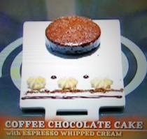15 choc cake